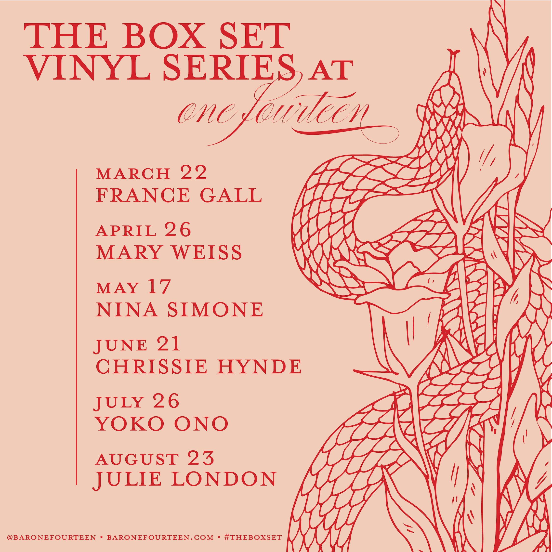 The Box Set Email